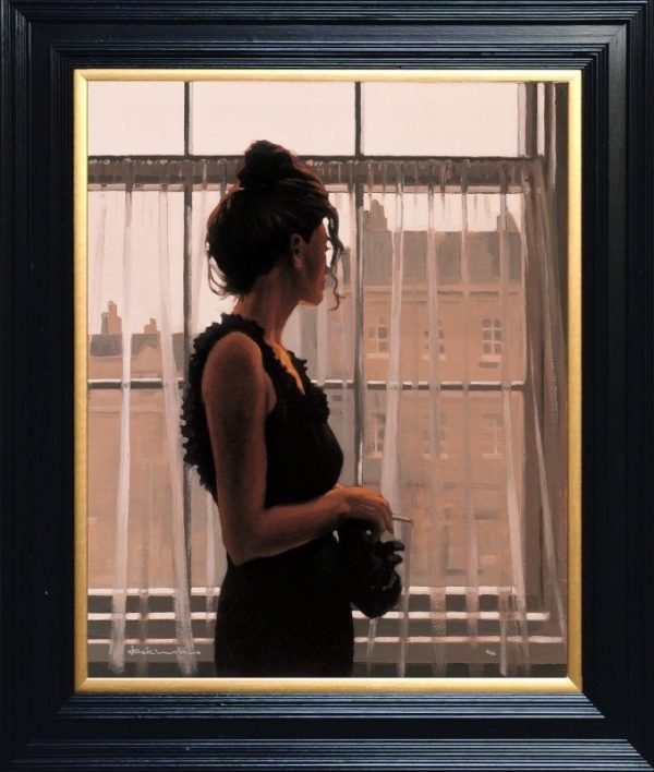 Yesterday's Dreams signed limited edition print by Jack Vettriano
